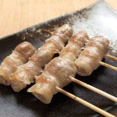 新生姜の豚巻き 140円