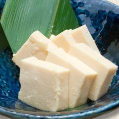 チーズ豆腐 360円