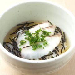 いずみ鯛茶漬け 420円